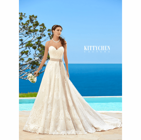 Kitty Chen Couture Wedding Dress - <br>  Kendall