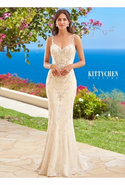 Kitty Chen Couture Wedding Dress - <br>  Kinsley