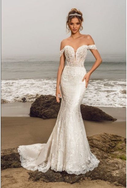 Kitty Chen Couture Wedding Dress - <br> Linda