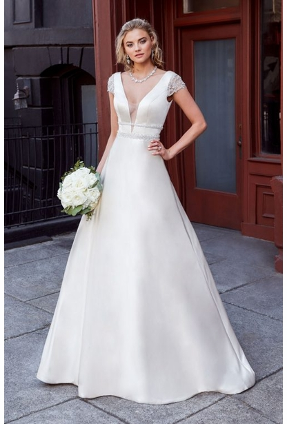 Kitty Chen Couture Wedding Dress - <br>  MARTA