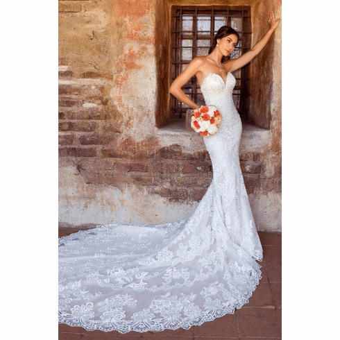 Kitty Chen Couture Wedding Dress - <br> Nala