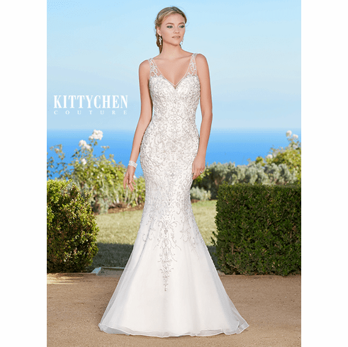 Kitty Chen Couture Wedding Dress -<br>Naveah
