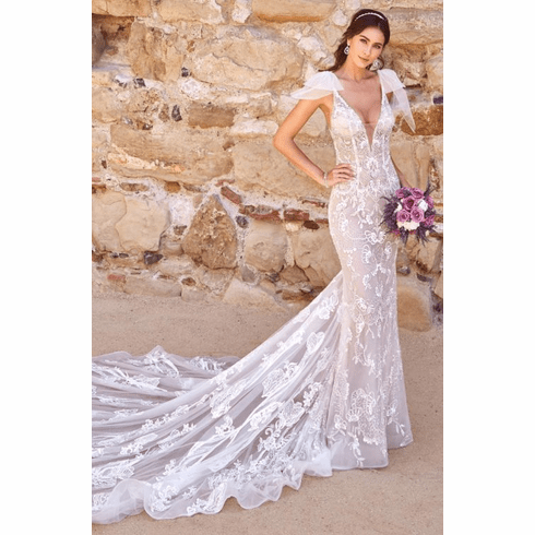 Kitty Chen Couture Wedding Dress - <br> Nova
