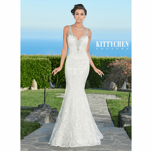 Kitty Chen Couture Wedding Dress – Riley