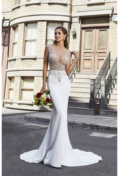 Kitty Chen Couture Wedding Dress - <br>  ROSETTA