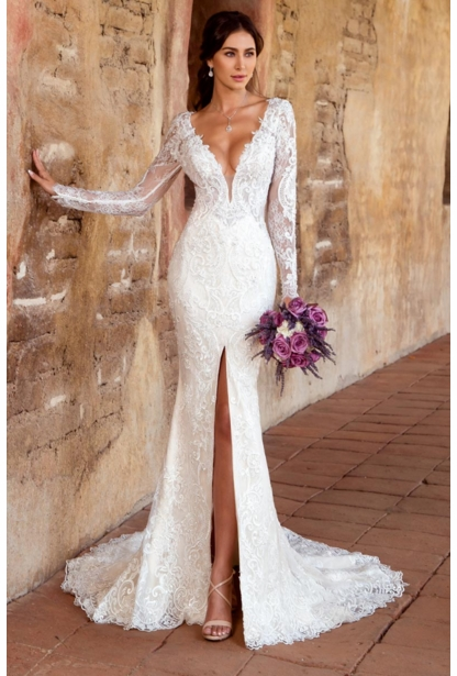 Kitty Chen Couture Wedding Dress - <br>SAMPLE Frances