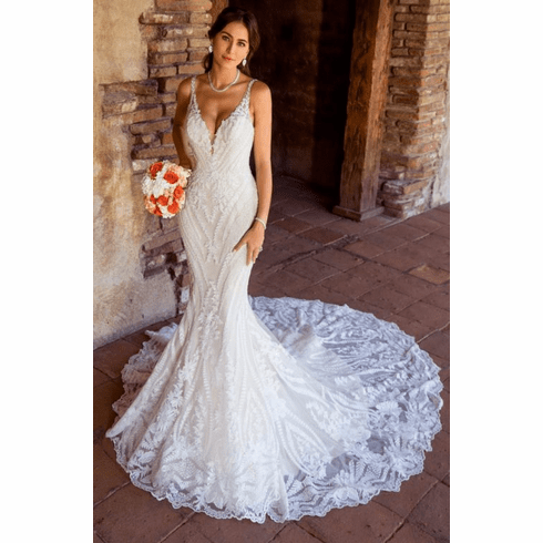 Kitty Chen Couture Wedding Dress - <br> Sarah