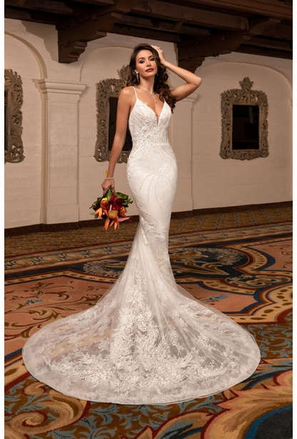 Kitty Chen Couture Wedding Dress - <br>  Shawna