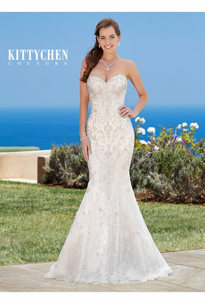 Kitty Chen Couture Wedding Dress -<br>Tatiana