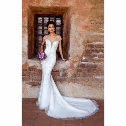 Kitty Chen Couture Wedding Dress - <br> Teodora