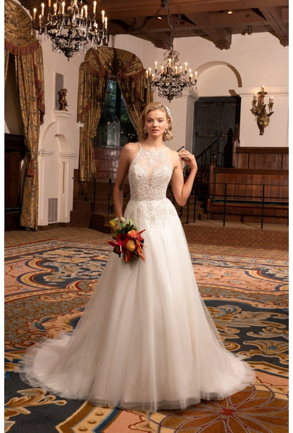 Kitty Chen Couture Wedding Dress - <br>  Teresa