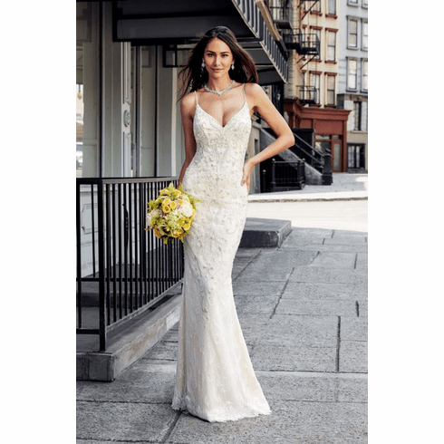 Kitty Chen Couture Wedding Dress - <br> TYRA