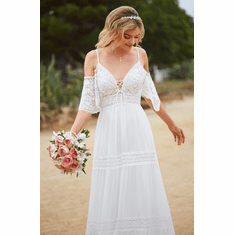 Kitty Chen Wedding Dress - <br> Alma