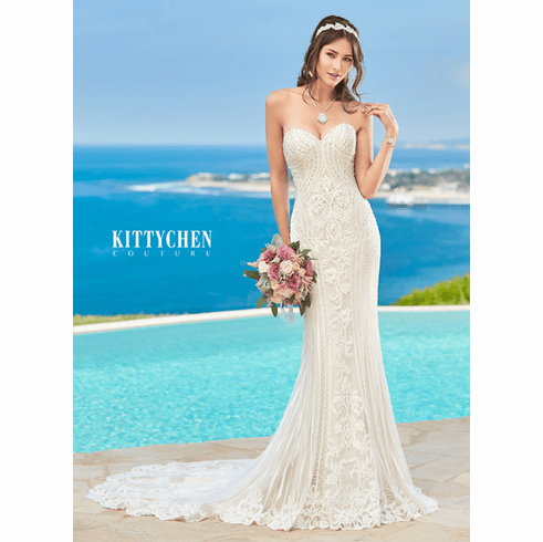 Kitty Chen Wedding Dress – Alvina