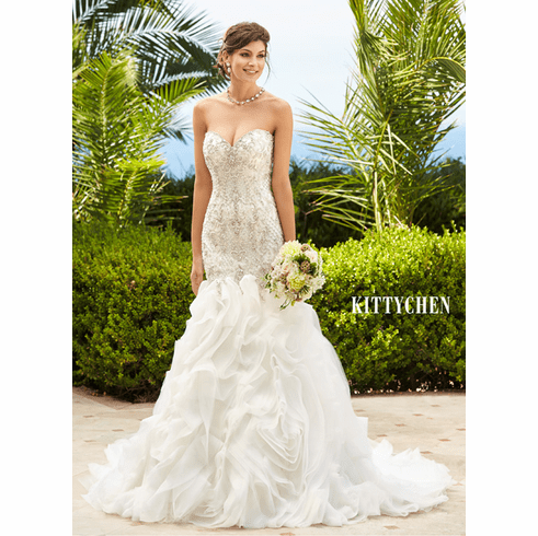 Kitty Chen Wedding Dress – Ariel