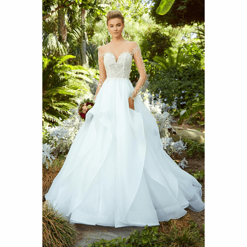 Kitty Chen Wedding Dress - <br> Bibi