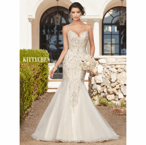 Kitty Chen Wedding Dress – Brianna