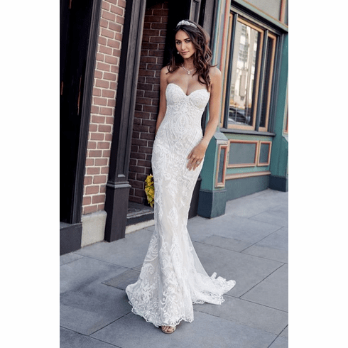 Kitty Chen Wedding Dress – Camilla