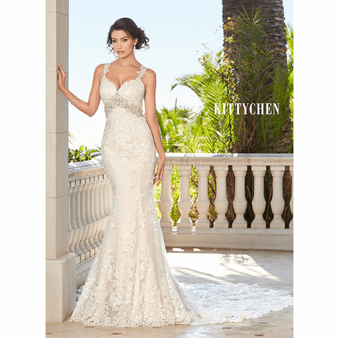Kitty Chen Wedding Dress – Candice