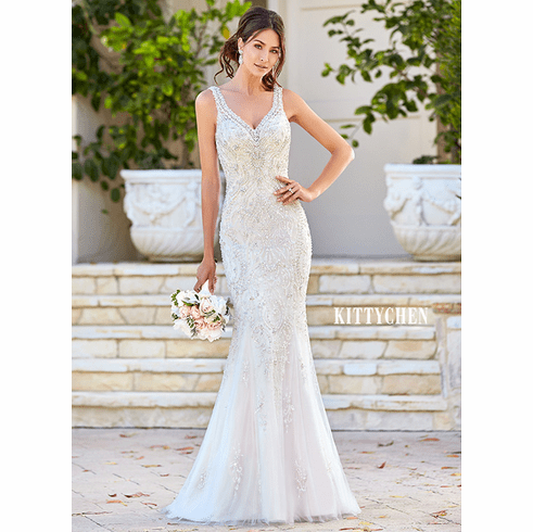 Kitty Chen Wedding Dress – Celestia