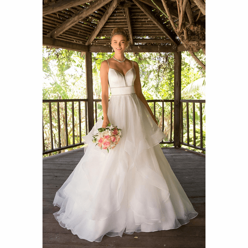 Kitty Chen Wedding Dress - <br>Chalita
