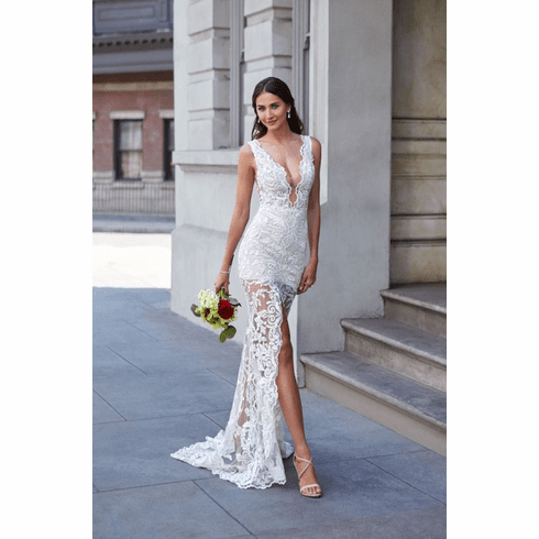 Kitty Chen Wedding Dress – CHRISSY
