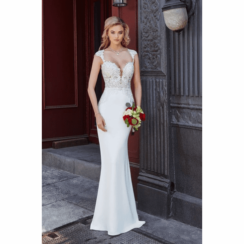 Kitty Chen Wedding Dress – Grayson