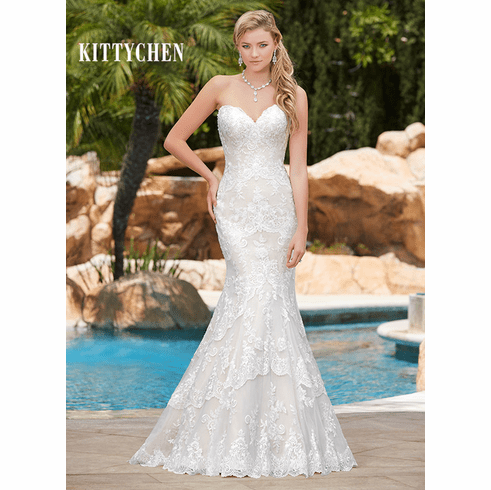Kitty Chen Wedding Dress – Greta