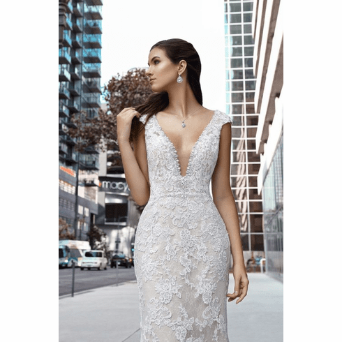 Kitty Chen Wedding Dress – HAYLEY