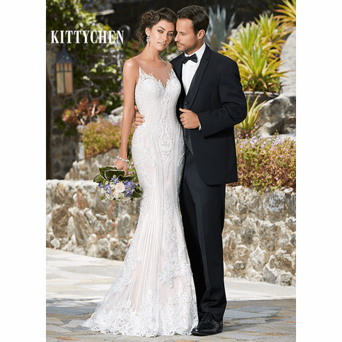 Kitty Chen Wedding Dress – Ivana