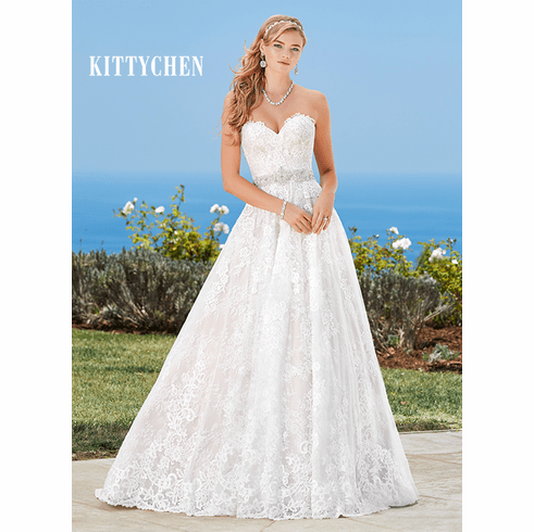 Kitty Chen Wedding Dress – Jayda