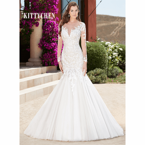 Kitty Chen Wedding Dress – Joelle