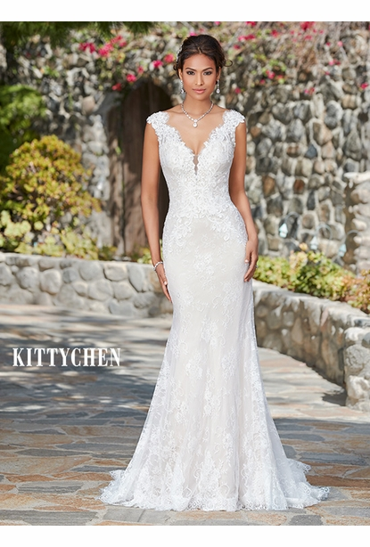 Kitty Chen Wedding Dress – Kali