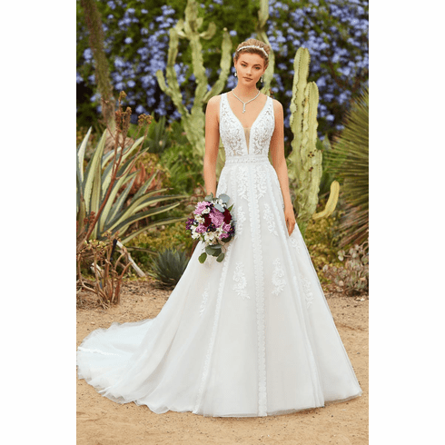 Kitty Chen Wedding Dress - <br> Kenya