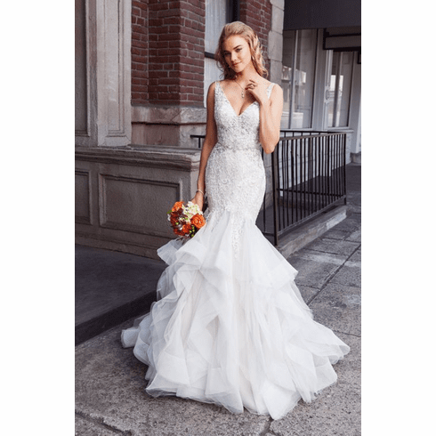 Kitty Chen Wedding Dress – LACEY