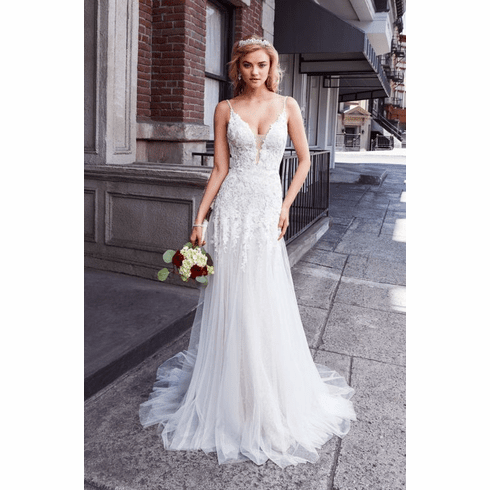 Kitty Chen Wedding Dress – Layla