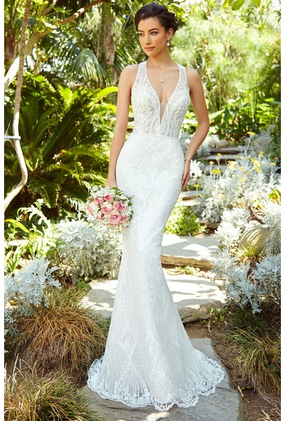 Kitty Chen Wedding Dress - <br>  Lena