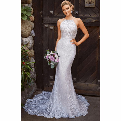 Kitty Chen Wedding Dress - <br> Malaysia