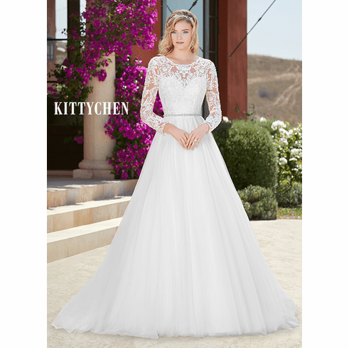 Kitty Chen Wedding Dress – Mara