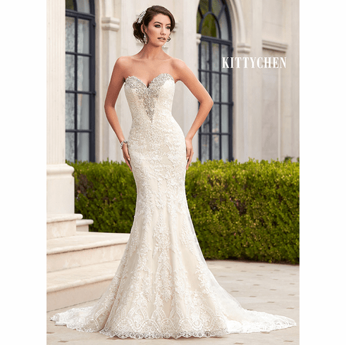 Kitty Chen Wedding Dress – Maria