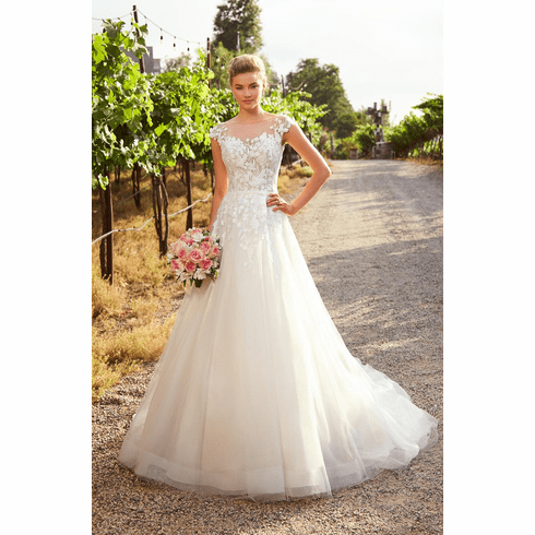 Kitty Chen Wedding Dress - <br> Marisol