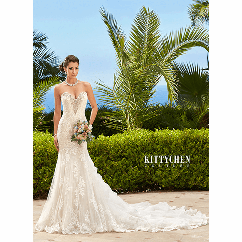 Kitty Chen Wedding Dress – Martina