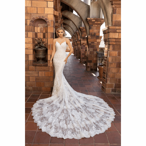 Kitty Chen Wedding Dress - <br> Miley