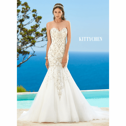 Kitty Chen Wedding Dress – Mindy