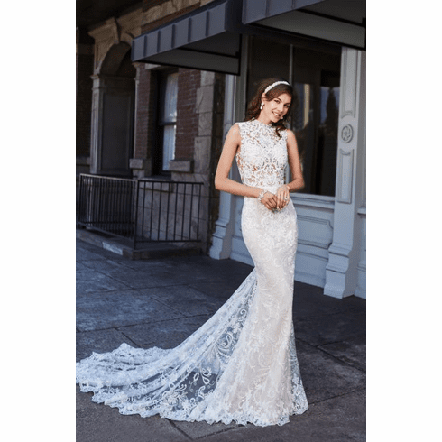 Kitty Chen Wedding Dress – MYKA