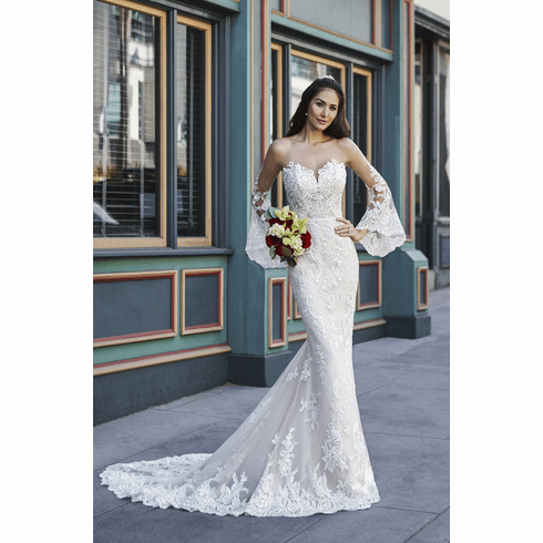 Kitty Chen Wedding Dress – Nadina