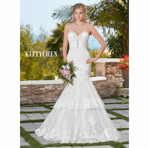 Kitty Chen Wedding Dress – Phaedra