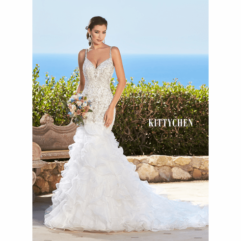Kitty Chen Wedding Dress – Rachel