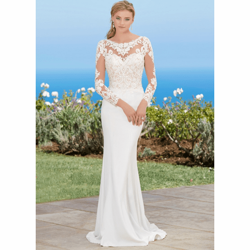 Kitty Chen Wedding Dress - SAMPLE Lorraine