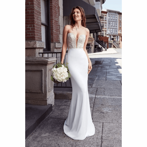 Kitty Chen Wedding Dress Separate– Candy (Top)